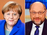 Merkel und Schulz rüffeln die deutschen Autobosse