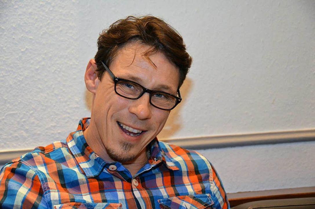 Stephan Vogt  | Foto: Nikolaus Trenz