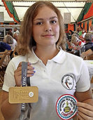 Nathalie Groß Europameisterin