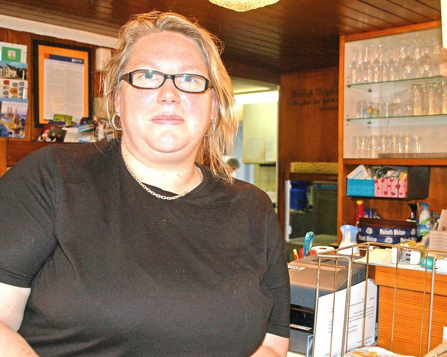 Stefanie Clémentz wird die Familientradition nicht weiterführen    Foto: Petra Wunderle