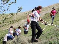 Studierende aus aller Welt arbeiten für den Naturschutz