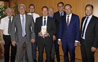 Auszeichnung für die Raiffeisenbank Kaiserstuhl