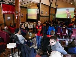 Wie der Fanklub Spree-Bobbele den SC Freiburg unterstützt