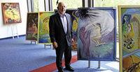 """Vom Landschaftsaquarell bis zu """"Hundertwasser im Stilgefängnis"""""""