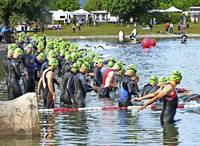 Breisgau-Triathlon in Malterdingen