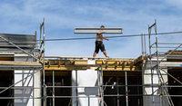 Zahl der Baugenehmigungen für Wohnungen geht zurück