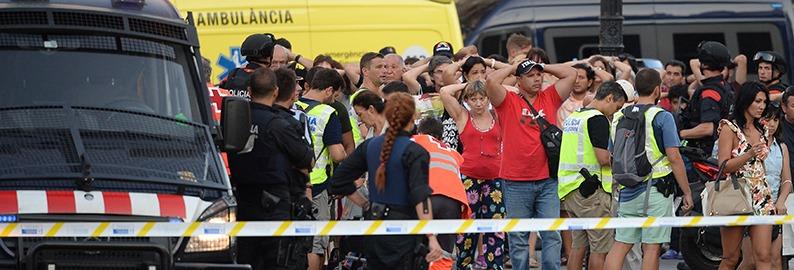 Terroranschlag in Barcelona - Tote und Verletzte - IS bekennt sich zu der Tat