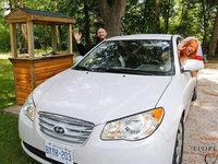 """Ehe auf Express: """"Drive-Thru""""-Hochzeiten in Kanada"""