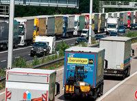 Wirtschaft verlagert Güterverkehr auf Schiff und Straße