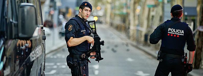 News-Blog: Terror in Barcelona - 13 Tote und weit mehr als 100 Verletzte -  Festnahmen