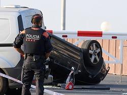 Polizei erschießt fünf mutmaßliche Terroristen