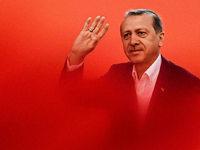 """Präsident Erdogan: """"Sie sind alle Feinde der Türkei"""""""