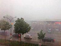 Heftiges Unwetter zieht über Freiburg hinweg – Feuerwehr muss 215 Mal ausrücken