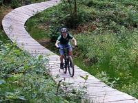 Selbstversuch: Wie fährt sich der neue Mountainbike-Trail?