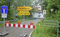 Albtalstraße mit langer Geschichte