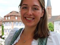 Miriam Kaltenbach aus Wildtal ist neue Weinprinzessin