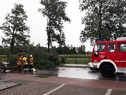 Region Rheinfelden: Unwetter sorgt für Stromausfälle