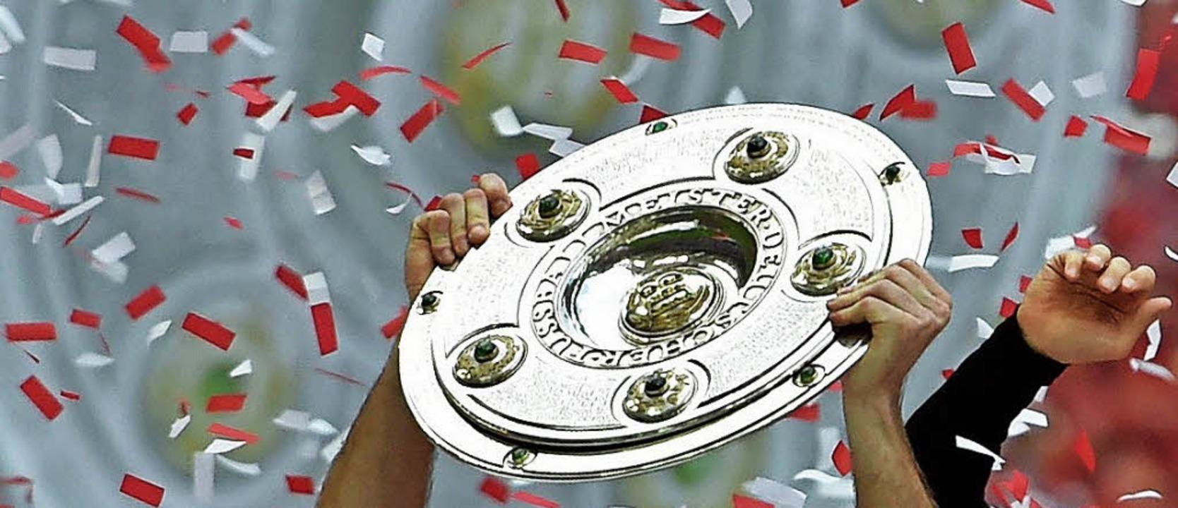 Genau ein Vierteljahr ist's her:...ena gegen den SC Freiburg am 20. Mai.   | Foto: dpa