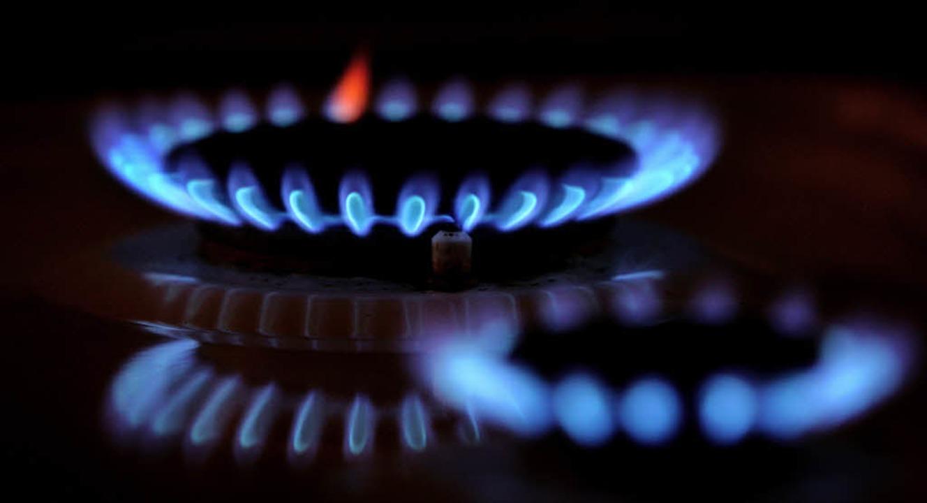 Blau und billig –  Kochen mit Er...tiert allerdings, wer mit Gas heizt.    | Foto: dpa