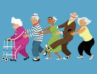 Viele Senioren ziehen in Wohngemeinschaften – Aber wie findet man die passende?