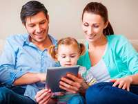 Wie soziale Netzwerke das Familienleben beeinflussen