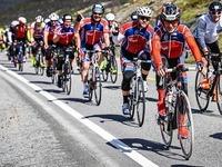 Stefan Armbruster fuhr beim Radrennen Styrkeproven mit