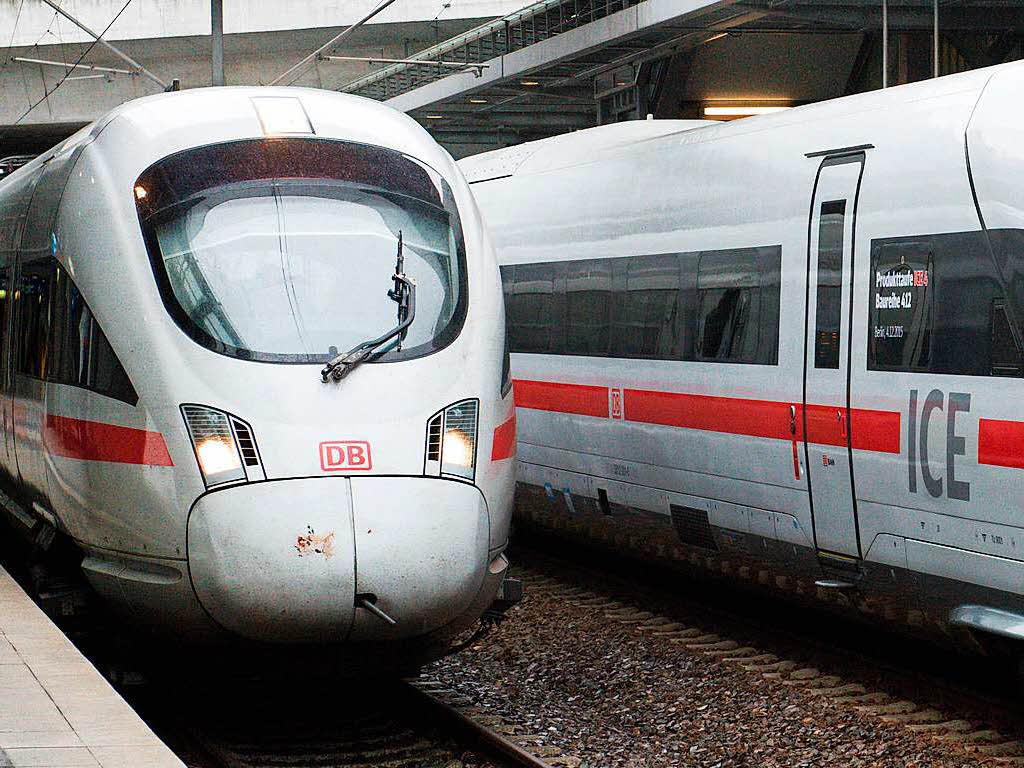 Bahnstrecke von Berlin nach Hannover gesperrt