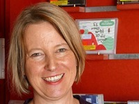 Sabine Dietrich leitet die Lörracher Stadtbibliothek