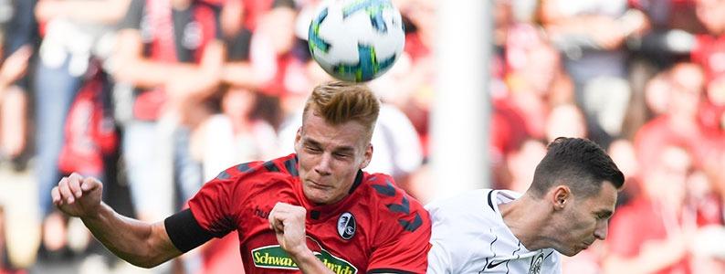 SC Freiburg und Eintracht Frankfurt trennen sich 0:0