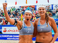 Nadja Glenzke und Julia Großner werden Europameisterinnen