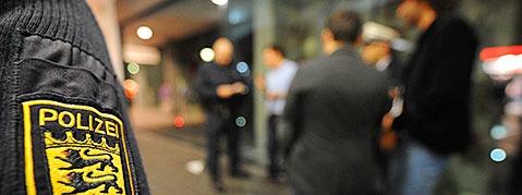 Gewalt gegen Polizisten nimmt zu - Prozess in Freiburg
