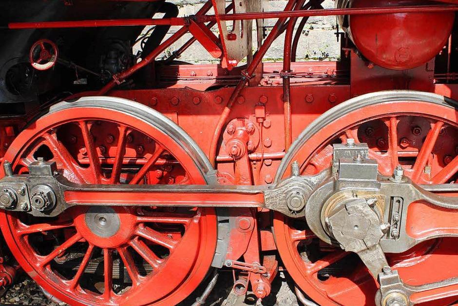 In Seebrugg wurde das historische Bahnhofsfest gefeiert.<?ZP?> (Foto: Gert Brichta)