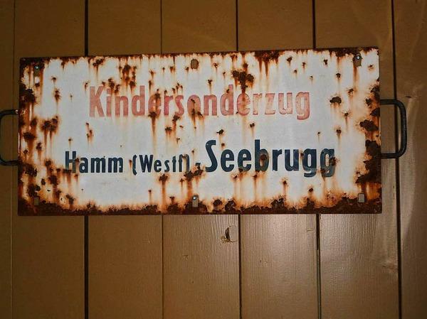 In Seebrugg wurde das historische Bahnhofsfest gefeiert.<?ZP?>