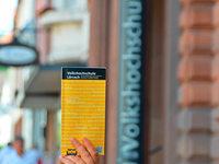 Die Volkshochschule in Lörrach steht vor großen Herausforderungen