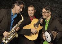 """Trio Fabro eröffnet am Samstag, 16. September, die neunte Auflage der Reihe """"Kultur im Kursaal"""""""