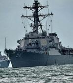 US-Zerstörer prallt mit Öltanker zusammen - zehn Soldaten vermisst