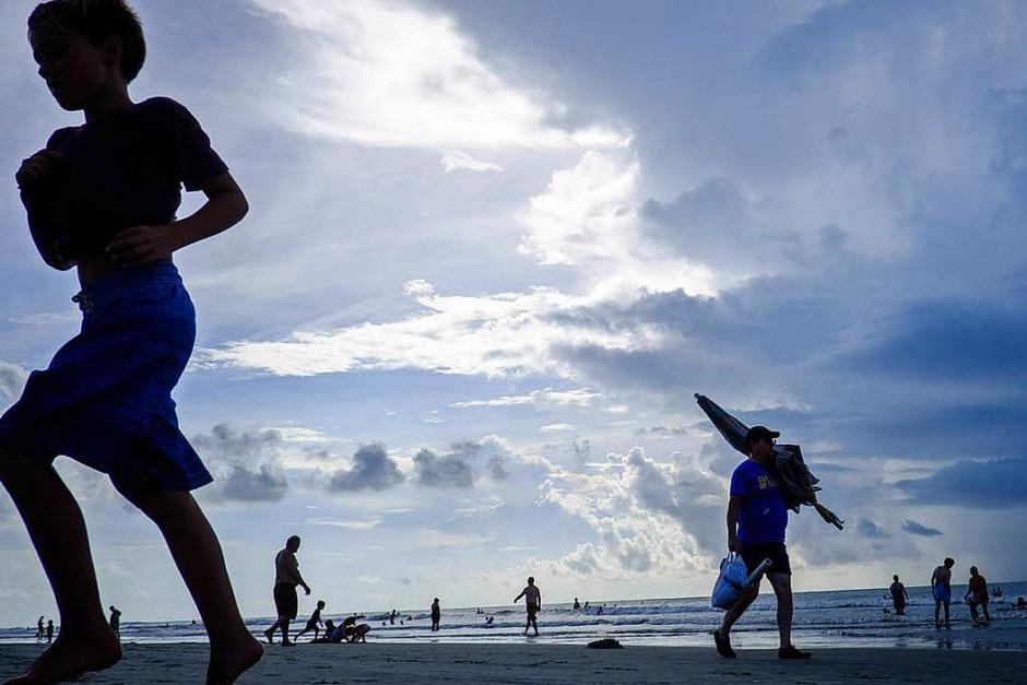 Totale Sonnenfinsternis begeistert Amerika. (Foto: AFP)