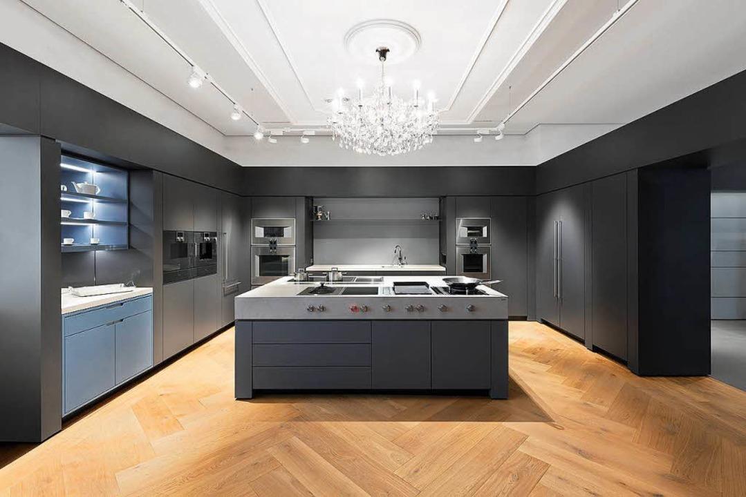 High-End Küchengeräte von Gaggenau sin...l, sondern sehen auch fantastisch aus.  | Foto: Gaggenau
