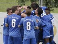 Gelingt dem FC Neustadt der Pokalcoup gegen Rielasingen?