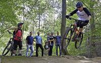 Der Mountainbikeverein Freiburg hat mehr als 1000 Mitglieder