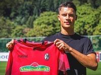 SC Freiburg verpflichtet Verteidiger Robin Koch