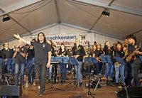 Florianer und Stadtmusik erspielen stolze Summen
