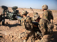 """Trump will in Afghanistan """"Terroristen töten"""""""