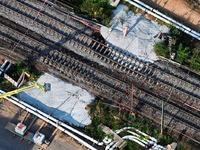 Tunneldebakel der Bahn auf der Rheintalstrecke in Zahlen