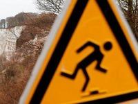Nach tödlichem Unfall: Wunsch nach Warnschild am Priorsfelsen