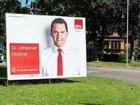 SPD plakatiert in Mahlberg zu früh - Ortsverein bekommt Ärger