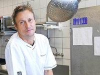 Michael Rosskopf lässt die Burghof-Küche künftig kalt