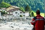 Fotos: Gerölllawine im Schweizer Graubünden