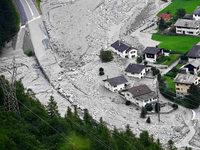 Wodurch entstehen Bergstürze wie in Bondo überhaupt?