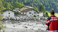 Vermisste nach Bergsturz in der Schweiz